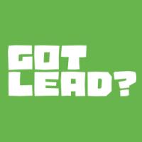 Got Lead? Logo