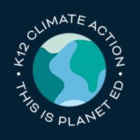 K12 Climate Action Logo